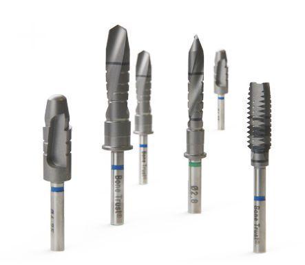 Dental drill bit / surgical BoneTrust® Medical Instinct Deutschland GmbH