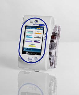 Multi-function infusion pump / ambulatory / continuous / volumetric Sapphire Q-Core