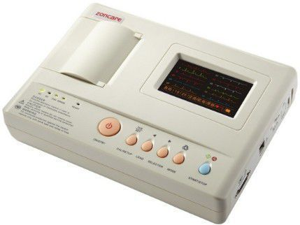 Digital electrocardiograph / 1-channel ZQ-1201G Zoncare Electronics