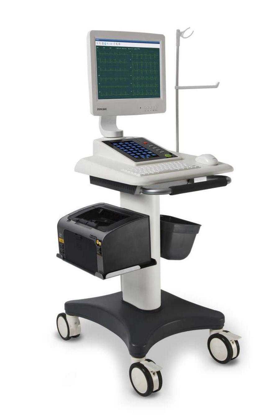 Digital electrocardiograph / 12-channel T12 Zoncare Electronics
