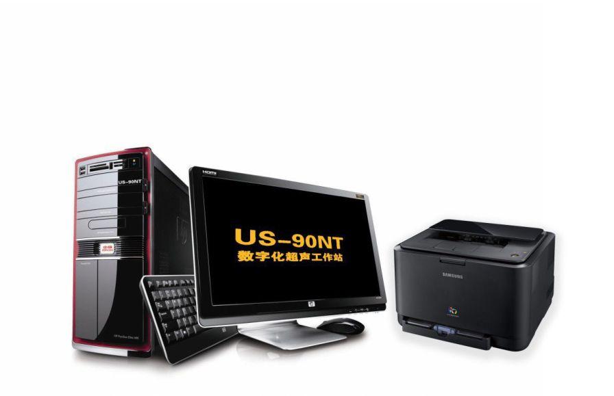 Ultrasound system / on platform, fixed / for multipurpose ultrasound imaging US-90NT Zoncare Electronics