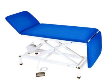 Electrical examination table / height-adjustable / 3-section Type? Xuhua Medical