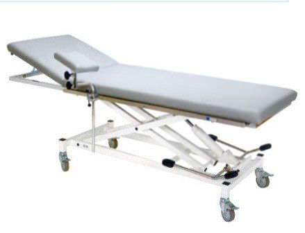 Hydraulic examination table / height-adjustable / 2-section Type? Xuhua Medical