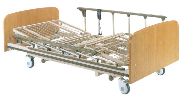 Electrical bed / ultra-low / height-adjustable / 4 sections Type- B Xuhua Medical