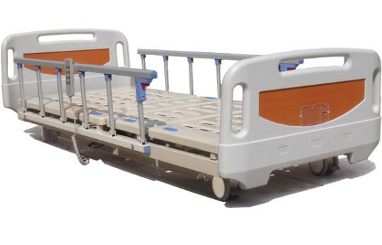 Electrical bed / ultra-low / height-adjustable / 4 sections XH-12 Xuhua Medical