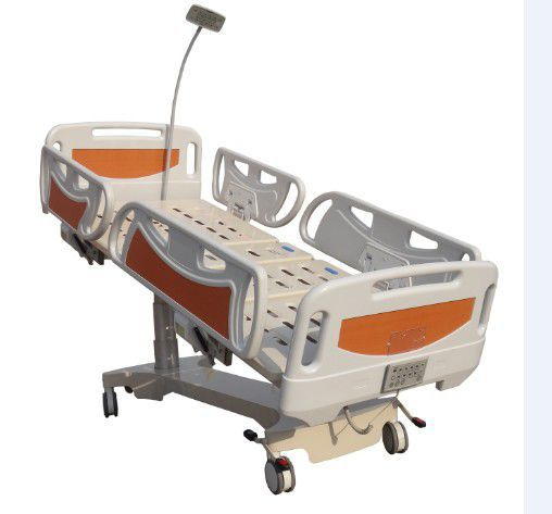 Electrical bed / height-adjustable / 4 sections XH-13 Xuhua Medical
