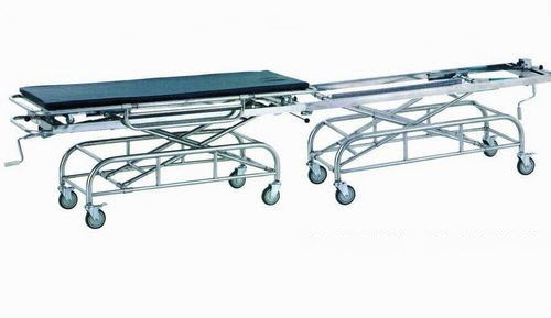 Patient transfer stretcher trolley / mechanical / 1-section F-4 Xuhua Medical