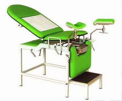 Gynecological examination table / fixed / 3-section H-1 Xuhua Medical