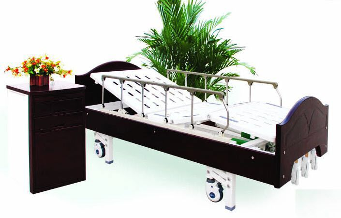 Mechanical bed / height-adjustable / 4 sections XH-9 Xuhua Medical