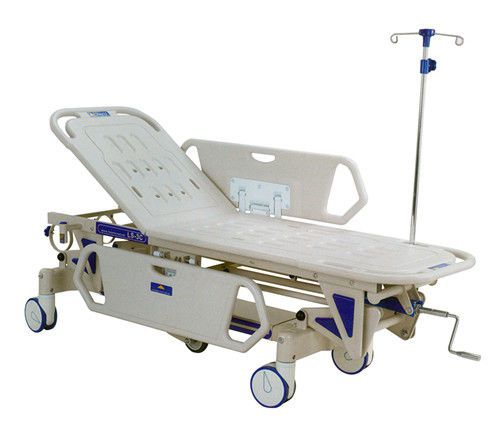 Transfer stretcher trolley / mechanical / 2-section Type? Xuhua Medical