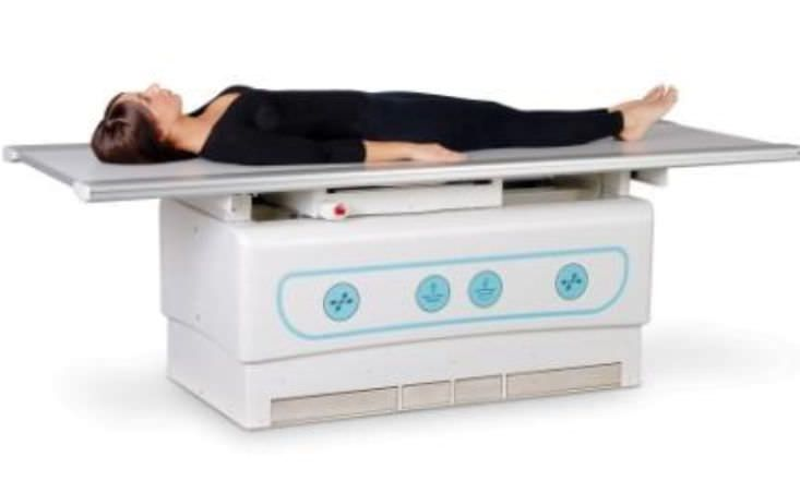 Height-adjustable radiography table / electrical / with table MTOe General Medical Merate