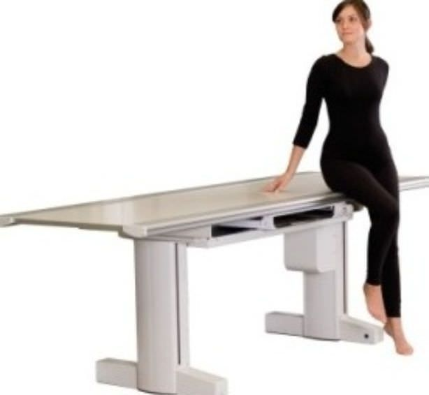 Electrical radiography table / with table MTOb General Medical Merate