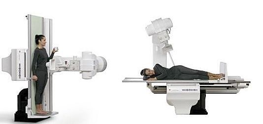 Fluoroscopy system (X-ray radiology) / analog / digital / for multipurpose radiography OPERA T General Medical Merate