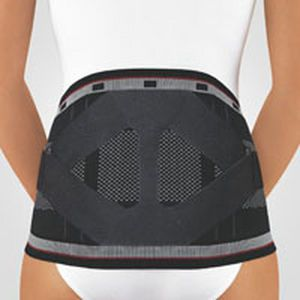 Sacral support belt / lumbar / lumbosacral (LSO) / with reinforcements Select Stabilo® Back BORT Medical