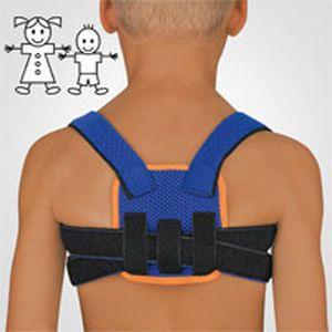 Clavicle orthosis (orthopedic immobilization) / pediatric StabiloFix® BORT Medical