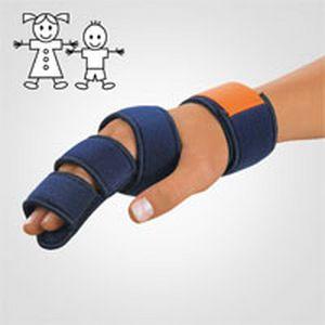 Finger splint (orthopedic immobilization) / figer extension / pediatric BORT Medical