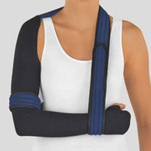 Shoulder splint (orthopedic immobilization) OmoBasic® Enclosed Style BORT Medical