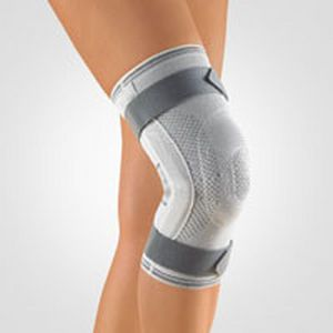 Knee sleeve (orthopedic immobilization) / with flexible stays / with patellar buttress Stabilo® BORT Medical