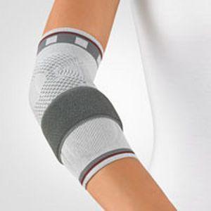 Elbow sleeve (orthopedic immobilization) / epicondylitis strap / with epicondylus muscle pad Select EpiPlus® BORT Medical
