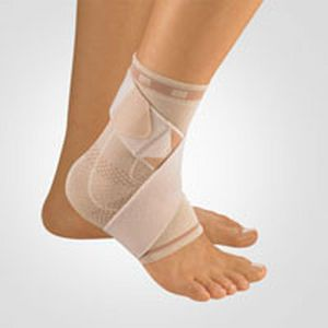 Ankle strap (orthopedic immobilization) / ankle sleeve / with malleolar pad Select TaloStabil® Plus BORT Medical