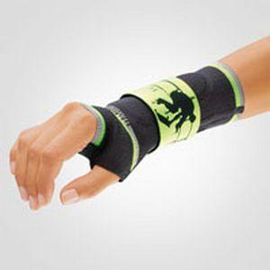 Wrist sleeve (orthopedic immobilization) / mid-carpal strap / with thumb loop ManuBasic Sport BORT Medical