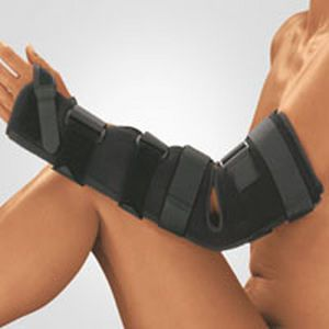 Elbow splint (orthopedic immobilization) KubiFX Long BORT Medical