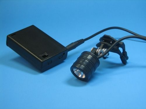 Magnifying loupe with frames RM25-RSF MDS