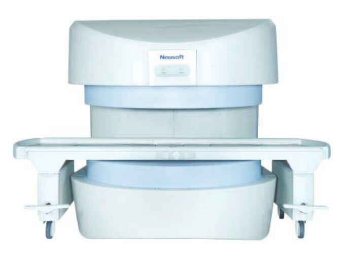 MRI system (tomography) / full body tomography / low-field / open NAM-P023A 0.23T Neusoft Medical Systems