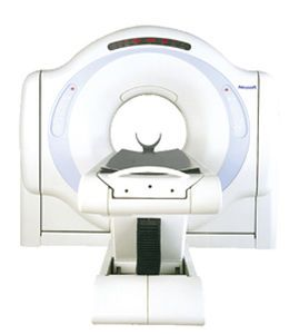 X-ray scanner (tomography) / full body tomography / wide-bore NeuViz Dual Neusoft Medical Systems