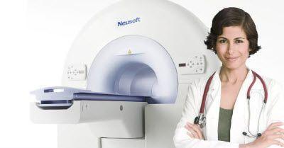 MRI system (tomography) / full body tomography / high-field / cylindrical NSM-S15 1.5T Neusoft Medical Systems