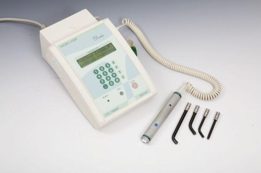 Dermatological laser / diode / tabletop 780 nm   DORIS - CTL 1106MX CTL - Centre of Laser Technology - LASERINSTRUMENT