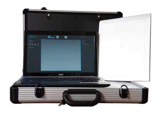 Digital medical radiography acquisition system / for veterinary radiography / portable 2430 EZ Vet Imedsys