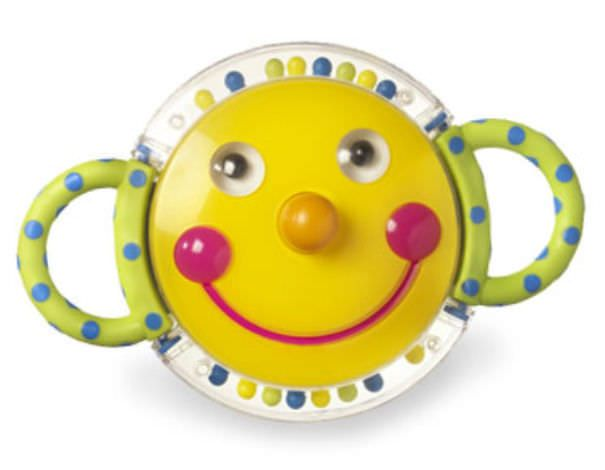Teether baby Smiley tommee tippee