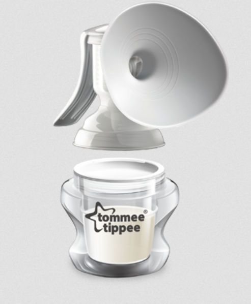 Breast pump collection kit tommee tippee