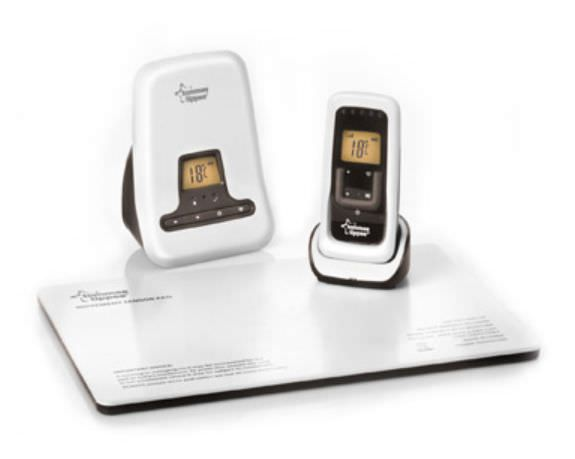 Baby monitor movement DECT tommee tippee