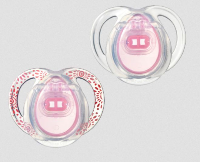 Silicone infant pacifier Any time tommee tippee