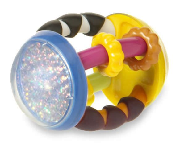 Teether baby Barrel Rattle tommee tippee