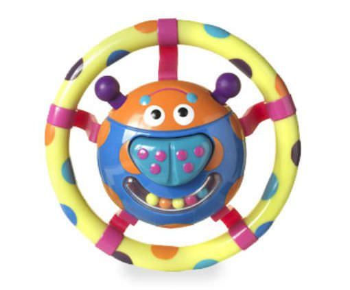Teether baby Wobble tommee tippee