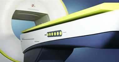 Stereotactic radiosurgery linear particle accelerator / robotized positioning tables Gyro knife - x series Gamma Star