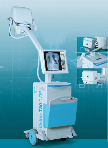 Analog mobile radiographic unit Visitor T30C Villa Sistemi Medicali