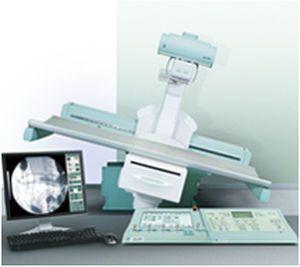 Fluoroscopy system (X-ray radiology) / digital / analog / for diagnostic fluoroscopy Apollo Villa Sistemi Medicali