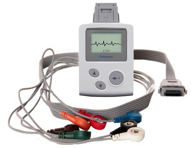 Cardiac Holter monitor HT-1000 Advanced Instrumentations