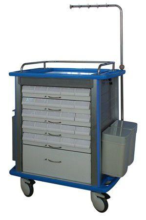 Medicine distribution trolley MT-1000 Advanced Instrumentations