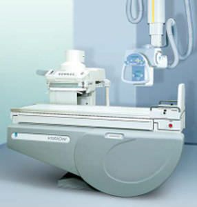 Fluoroscopy system (X-ray radiology) / analog / digital / for multipurpose radiography Vision Villa Sistemi Medicali