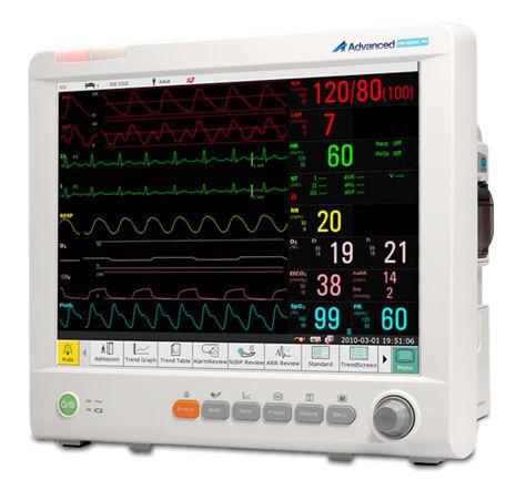 Compact multi-parameter monitor PM-2000XL Pro Advanced Instrumentations