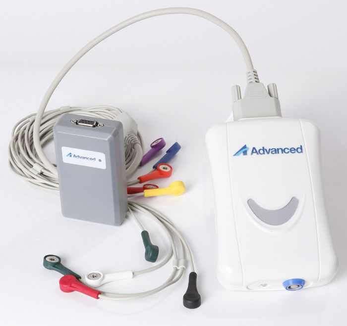 ECG acquisition module (wireless) ECG-1212ST Advanced Instrumentations