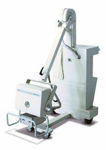 Analog mobile radiographic unit Visitor T4 Villa Sistemi Medicali