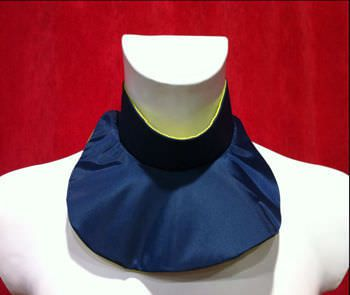 Radiation protective clothing / radiation protection thyroid collar / front protection O-GD Cablas