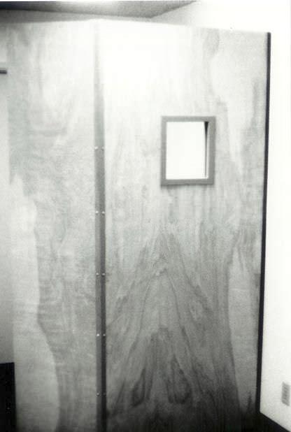X-ray radiation protective screen / with window Ray-Bar Engineering Corporation