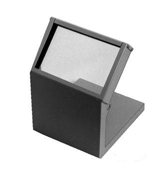 Gamma ray radiation protective screen / with window Ray-Bar Engineering Corporation